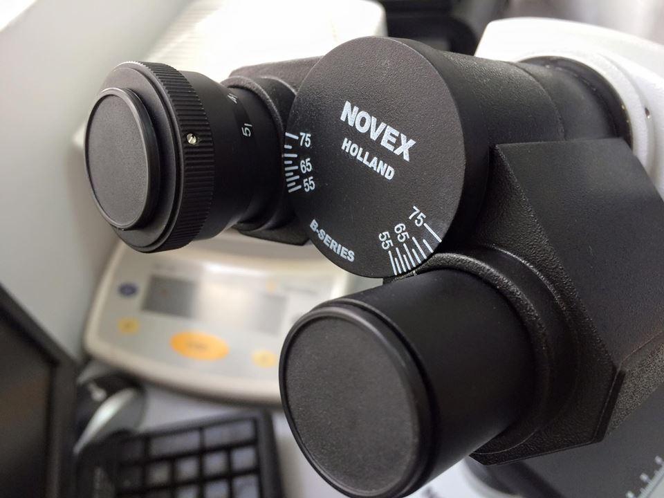 Kính hiển vi 2 mắt