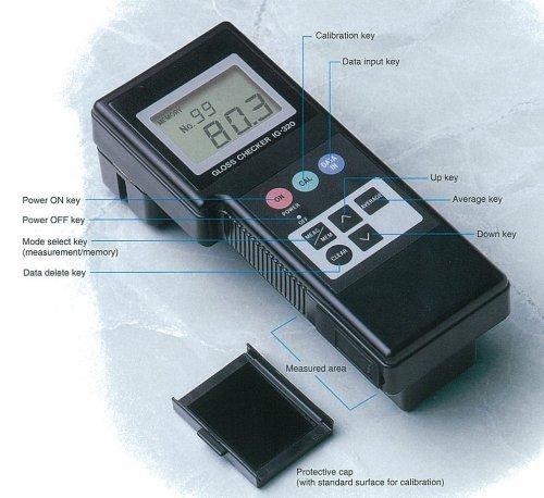 máy đo độ bóng