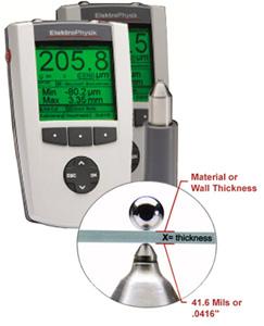 máy đo độ dày lớp phủ