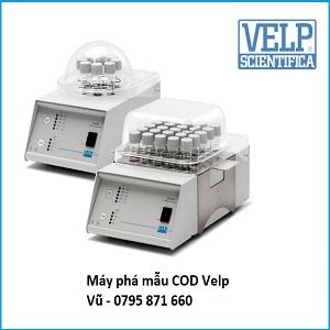 máy phá mẫu COD Velp