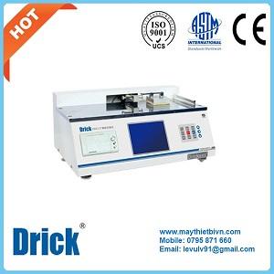 Máy đo lực ma sát giấy của Drick