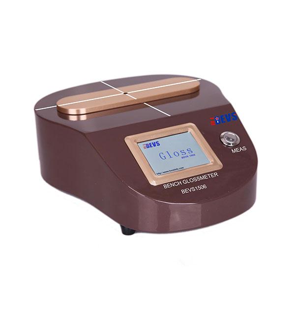 máy đo độ bóng bề mặt cong