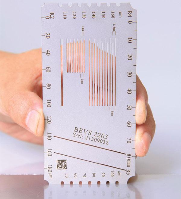 máy đo độ bám dính và độ dày màng sơn