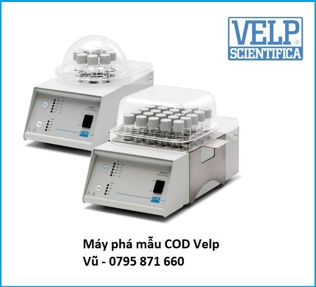 Bộ phá mẫu Velp ECO25