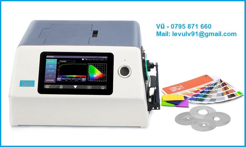 Máy đo màu quang phổ để bàn