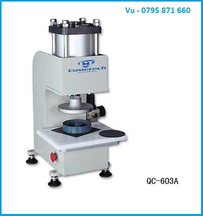 Máy cắt mẫu vật liệu Cometech QC - 603A