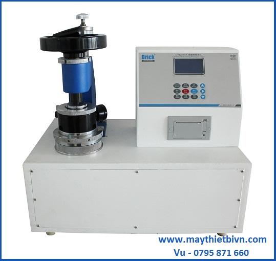 Máy đo độ bục của giấy Kraft - Drick