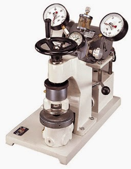 Máy đo độ bục của giấy