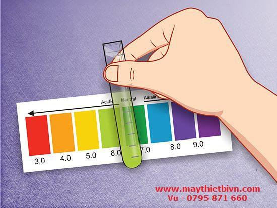 pH cho ao nuôi