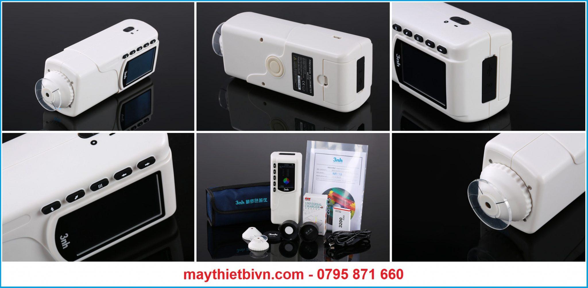 máy kiểm tra màu cầm tay NR110