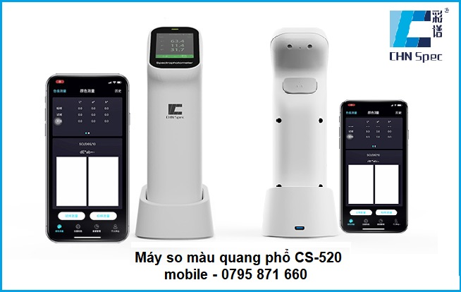 Color spectrophotometer CS-520
